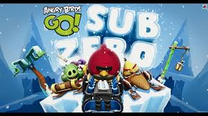 Angry Birds Go Sub Zero Update Now Available!