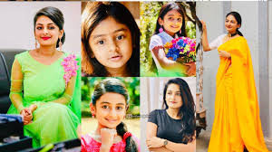child actress esther anil new look