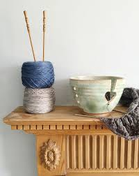Objects in Focus: Wendy Fowler Pottery Yarn Bowls — A Playful Day