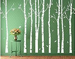 Buy White Birch Tree Wall Decal Large Birch Tree Sticker Nursery Set Of 9 White Tree Art White Tree Decal Vinyl Family Tree Wall Decal Bedroom In Cheap Price On Alibaba Com
