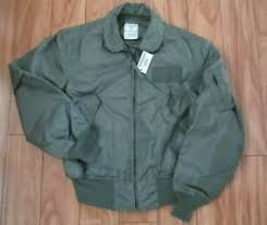 nomex cwu 36p flight jacket valley new