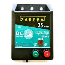 Zareba 25 Mile Dc Electric Fence Energizer Edc25m Z Blain S Farm Fleet