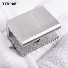 304 stainless steel glass holder glass