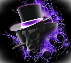 smoking skull wallpaper 10491470