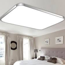 modern square led ceiling light