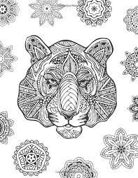 Imagen De Barbara En Coloring Lion Tiger Animales Colores