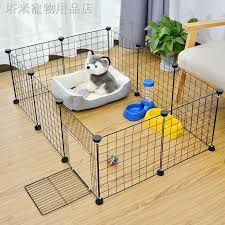 Pet Fence Cat Fence Indoor Dog Baffle Rabbit Isolation Fence Home Shopee Philippines