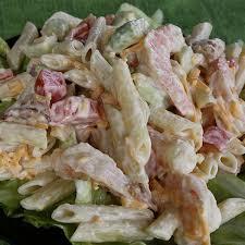 Soul Food Seafood Salad Recipes