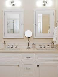 bathrooms medicine cabinets recessed