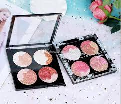 makeup multi function highlight blush