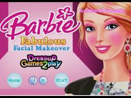 barbie games you