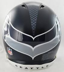 Seattle Seahawks Helmet W Decal Riddell Speed 2012 Present Login For Sale Price Sports Memorabilia