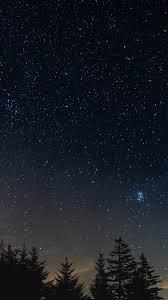 wallpaper 360x640 starry sky night