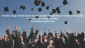 quote pramoedya ananta toer yang bisa jadi panutan hidup para