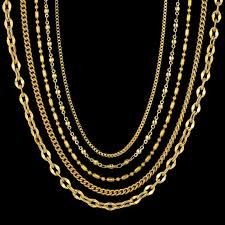 chain necklace for women men trendy