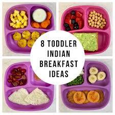 healthy toddler indian breakfast ideas