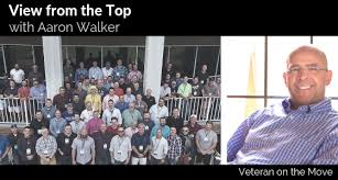 The View from the Top with Aaron Walker - Veteran on the Move