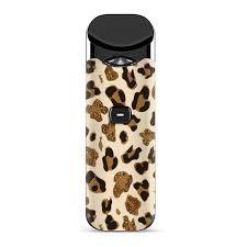 Skins Decals For Smok Nord Pod Vape Leopard Print Glitter Print Not Real Glitter Itsaskin Com