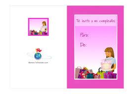 Invitacion Para Chicas Todos Los Dispositivos Invitaciones