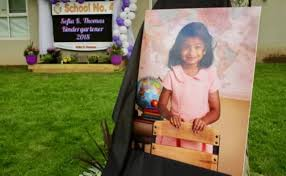 Linden School Installs Memorial To 5-Year-Old Student Sofia Thomas ...