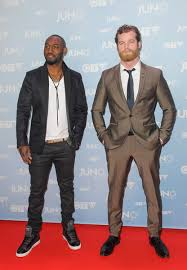 Adrian Holmes, Jared Keeso - Adrian Holmes Photos - Arrivals at ...
