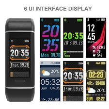 k f concept gps fitness tracker color
