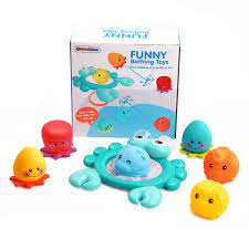 s kids toys soft silicone float