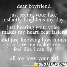 birthday quotes for my boyfriend ❤ the love quotes