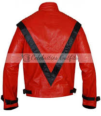 thriller replica leather jacket