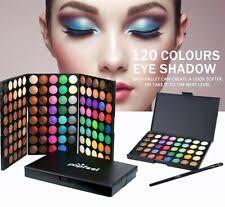 colors shimmer matte eyeshadow palette