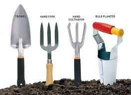 maintain your own yard and garden