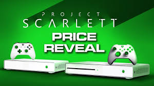 Most Powerful Xbox Series X Reveal | Affordable Xbox Lockhart & Anaconda  Scarlet Console - YouTube