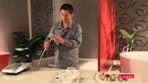 Phần 3] Ariston Service - Hướng dẫn lắp đặt & sử dụng máy nước ...