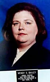 Rev. Wendy Bailey Obituary - Bordentown, New Jersey | Legacy.com