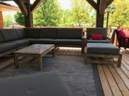 outdoor sectional or patio