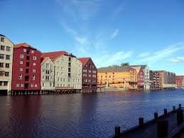 trondheim pictures photo gallery of