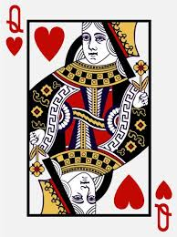 queen of hearts rummy cards favorite