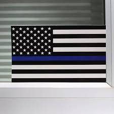 Car Stickers Lives Matter Police Usa American Thin Blue Line Flag Car Decal Sticker Car Stickers Aliexpress