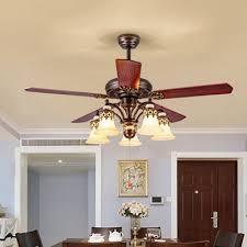lights bell ceiling fan light