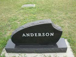 """Charles C. """"Chuck"""" Anderson (1921-2001) - Find A Grave Memorial"""