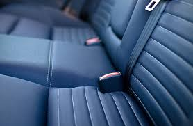 repair a tear in your leather car seat