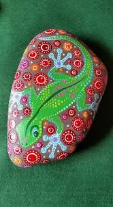 Pin by Ivy Foster on Rock Painting | Painted rock animals, Painted rocks,  Mandala painted rocks