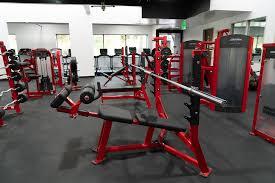 facilities the warrior fitness