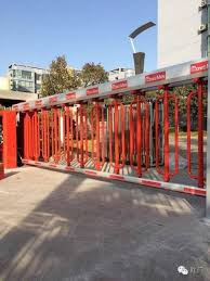 Automatic Industrial Heavy Duty Fence Boom Barrier Arm With Remote Control For Sale Automatic Boom Gates Manufacturer From China 102334304