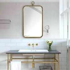 bathroom mirrors silver victorian