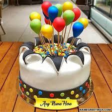 write on birthday cake and cards