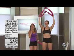 Adriana Martin Priority Series Body Master Workout System - YouTube