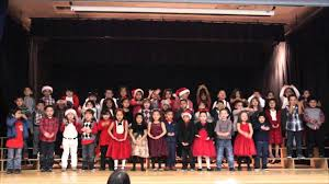 Ada Nelson Tigers Christmas Performance 2015 - YouTube