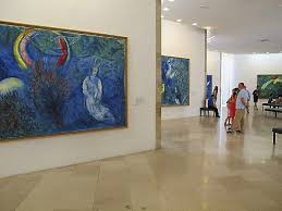 nice france at the chagall museum