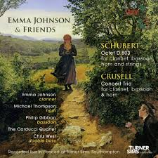 Emma Johnson & Friends | CD | Download | SOMM Recordings